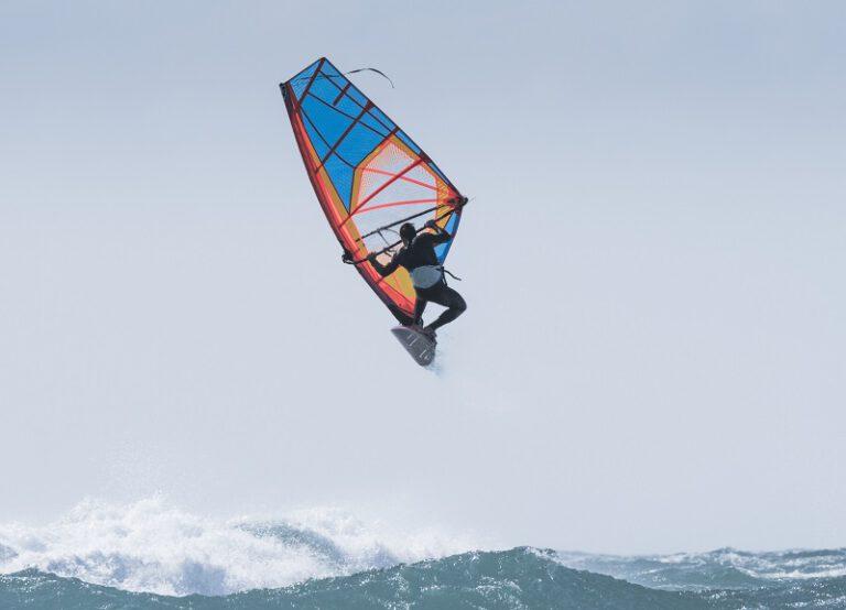 , Półwysep Helski. Najlepsze miejsce do uprawiania windsurfingu w Polsce