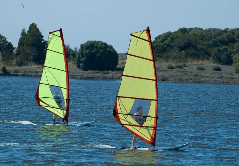 , Dlaczego warto uczyć się windsurfingu z instruktorem?